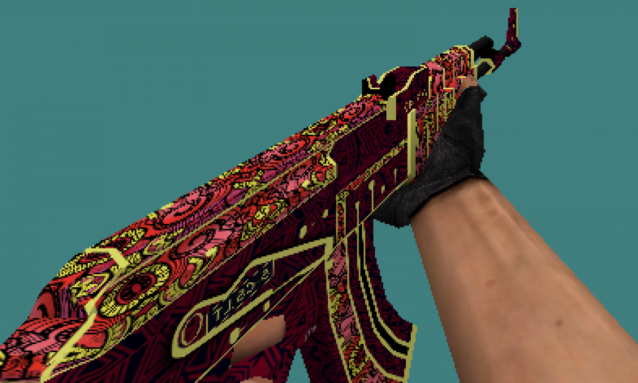 CS 1.6 Chanticos default skins pack by RAZNiK