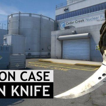 Counter Strike 1.6 CSGO Talon knife for CS 1.6