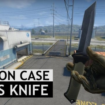 Counter Strike 1.6 CSGO Ursus knife for CS 1.6