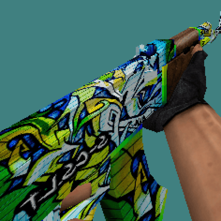 CS 1.6 Graffiti skins sets by RAZNiK