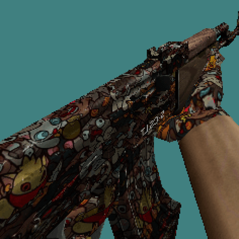 CS 1.6 PAWPAW weapon model pack