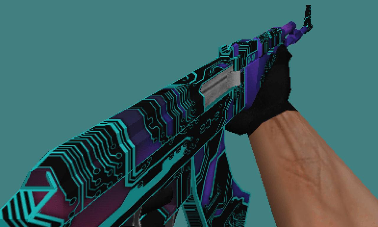 CS 1.6 System Lock weapon set pack